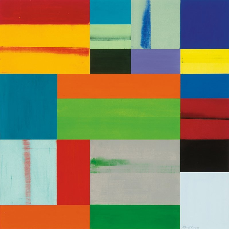Chuck Arnoldi, Untitled