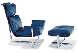 American Postmodern, Lounge chairs and ottomans (4)