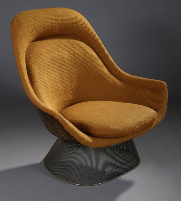 2: Warren Platner Lounge Chair Knoll