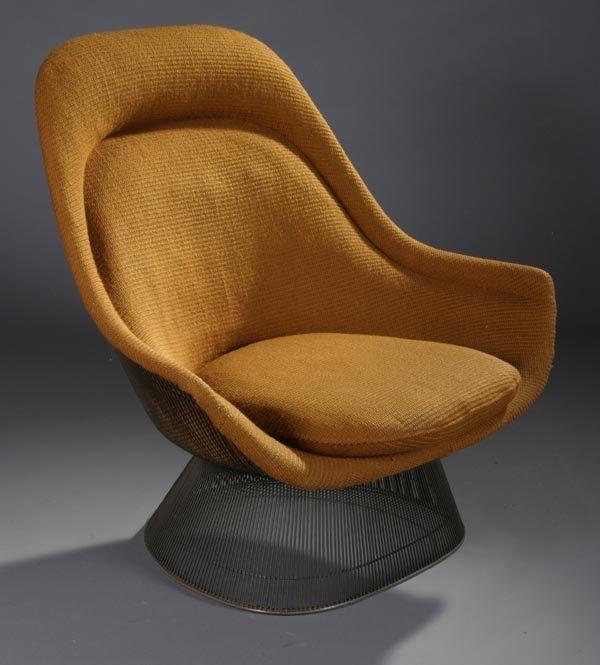2: Warren Platner Lounge Chair Knoll