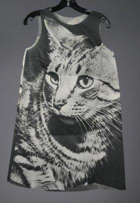 Paper Dress, London Dress Company, Cat