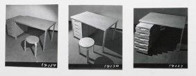 19: Herbert Matter Silver Gelatin Prints, 3.  Aalto