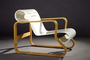 Alvar Aalto Paimio Lounge chair, Artek