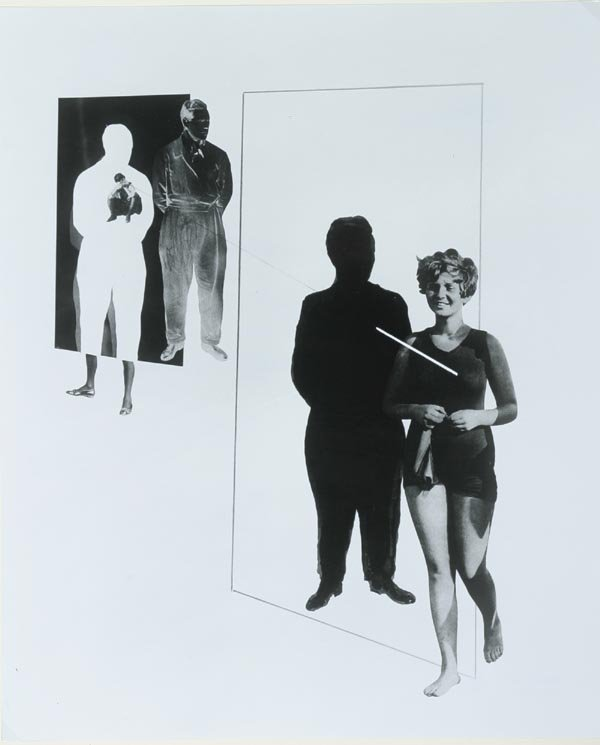 225: Laszlo Moholy-Nagy Photograms, Bauhaus, Wingler