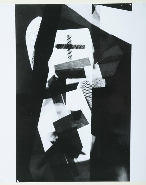 225: Laszlo Moholy-Nagy Photograms, Bauhaus, Wingler - 3