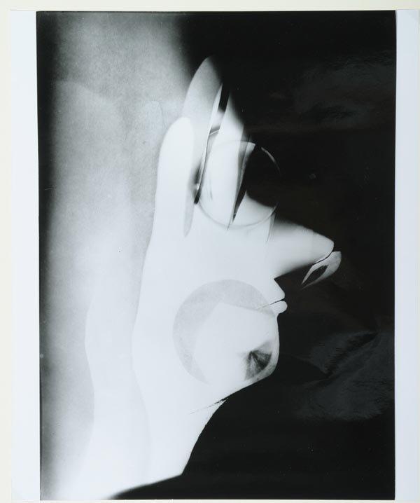 225: Laszlo Moholy-Nagy Photograms, Bauhaus, Wingler - 4