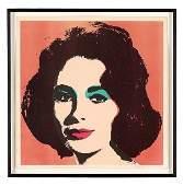 Andy Warhol Liz
