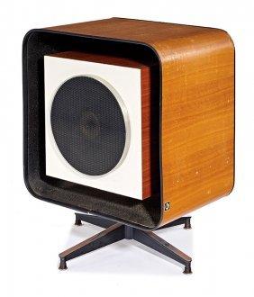 Charles & Ray Eames, Speaker