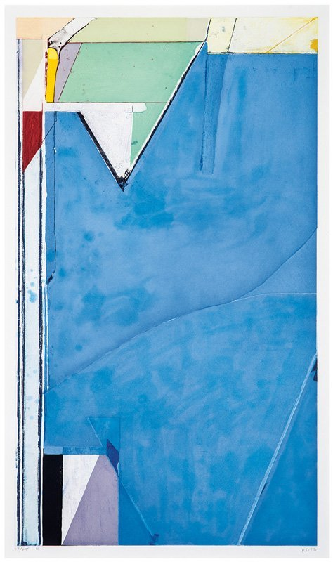 Richard Diebenkorn, High Green, Version II
