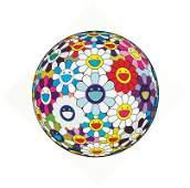 Takashi Murakami, Flowerball (4)