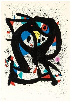 Joan Miro, Israel