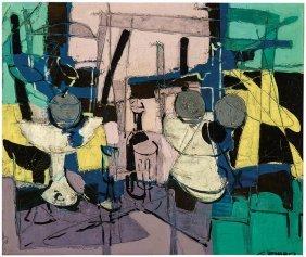 Claude Venard, Table Still Life