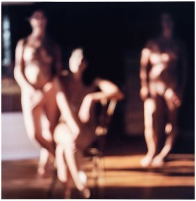 Mona Kuhn, Three Figures