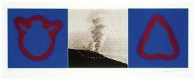 Lita Albuquerque, Untitled (triptych)
