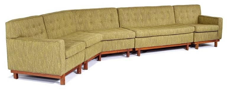 Frank Lloyd Wright, Sectional sofa (4)