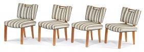Paul Laszlo, Dining Chairs (4)