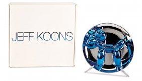 Jeff Koons, Balloon Dog (blue)