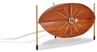George Nelson, Watermelon table clock