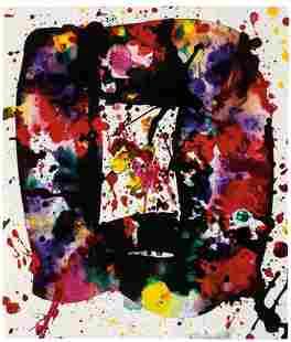 Sam Francis, Untitled (SF75-119)