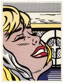 Roy Lichtenstein, Shipboard Girl