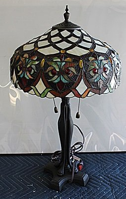 Stained Glass Tiffany's Lamp AR4144