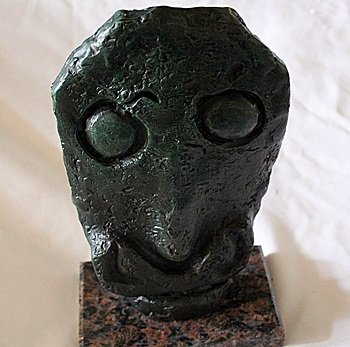 Pablo Picasso Original, limited Edition Bronze -Femme