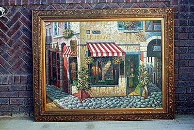 """Le Relais"" by B. ecky"