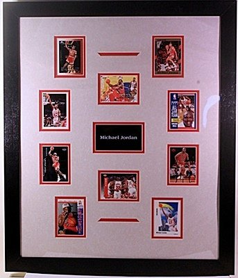 10  Giclees of the great Michael Jordan!