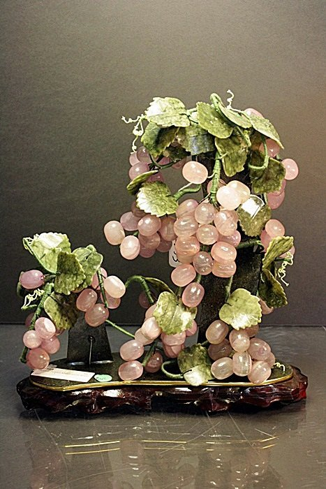 "Siberain Jade ""Lavander Grape Tree"""