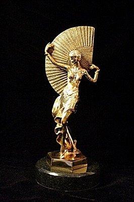 Original Limited Edition   Gold Layered Bronze   Art