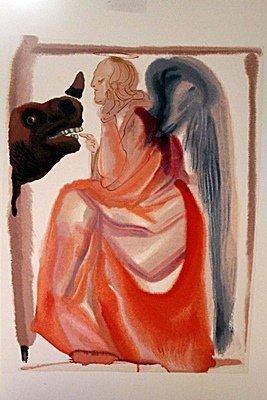 Original Salvador Dali-Paradise 6