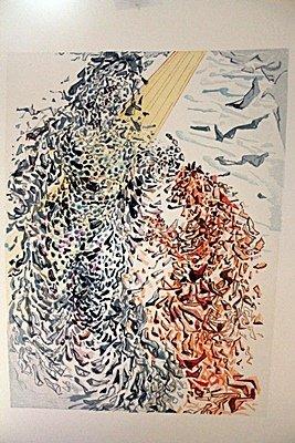Original Salvador Dali-Paradise 11