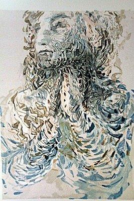 Original Salvador Dali-Paradise 17