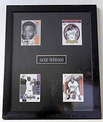 Jackie Robinson 4 Card Set HE5008