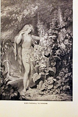 Eve's Farewell To Paradise by R. Westall