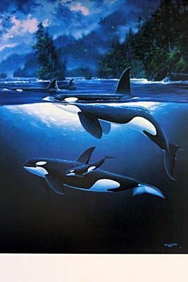 """""""NORTHERN WATERS"""" BY ROBERT WYLAND"""