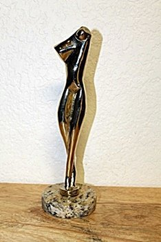 Alexander Archipenko Original Limited Edition   Gold