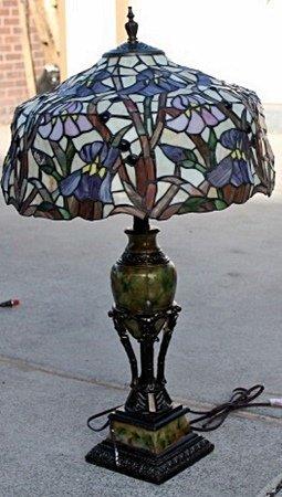 Tiffany Lamp (N-51DZ-52DZ)