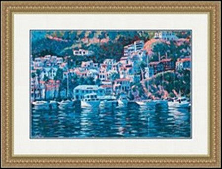 HARBOR REFLECTIONS BY JOHN COSBY