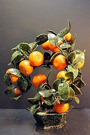 """Siberain Jade """"Tangerine Tree"""""""