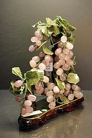 "Siberain Jade ""Lavander Grape Tree"" - 2"