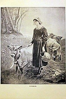 Evangeline by Edwin Douglas