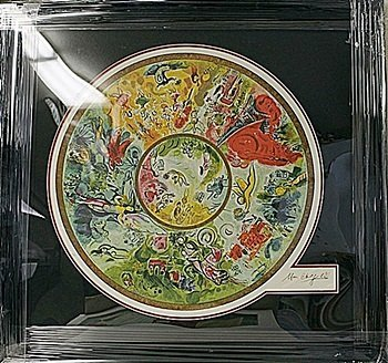 Circle of Life by Marc Chagall