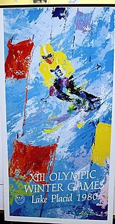 XIII Olympic Winter Games Lake Placid 1980 Double