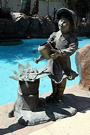 Large Bronze Sculpture- Laura by Moreau