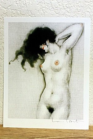 "Lithograph From ""Le Livre d'Artiste"" By Louis Icart"
