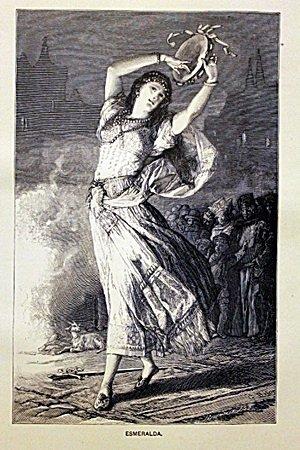 Esmeralda By G. Brion