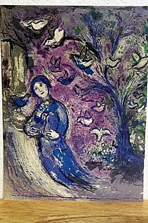 BY CHAGALL- The Bird Chase Part 1