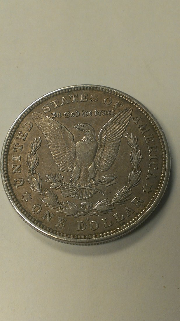 1921-D Morgan Silver Dollar  Great Detail - 2