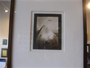 Ruth Thorne-Thompson - Pyramid and Plane